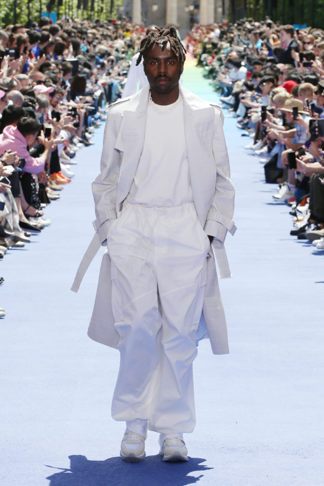 Paris: Louis Vuitton verão 2019 masculino
