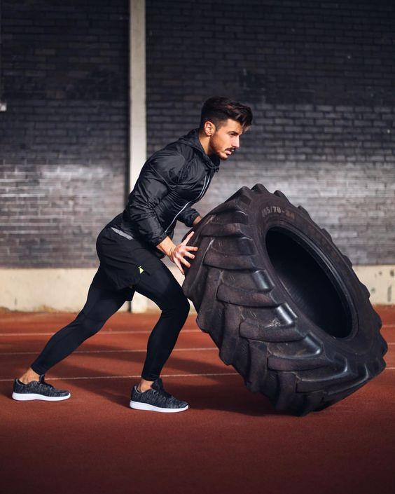 Opções de pré-treino para musculação e aeróbico
