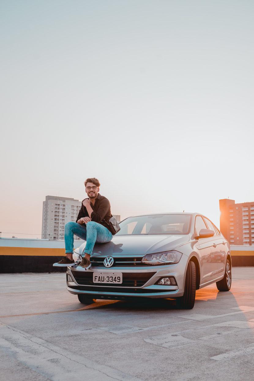 Conheça Virtus, novo carro da Volkswagem
