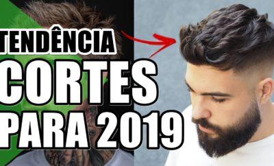 Tem Na Web - Tendência de cortes de cabelo masculino para 2019