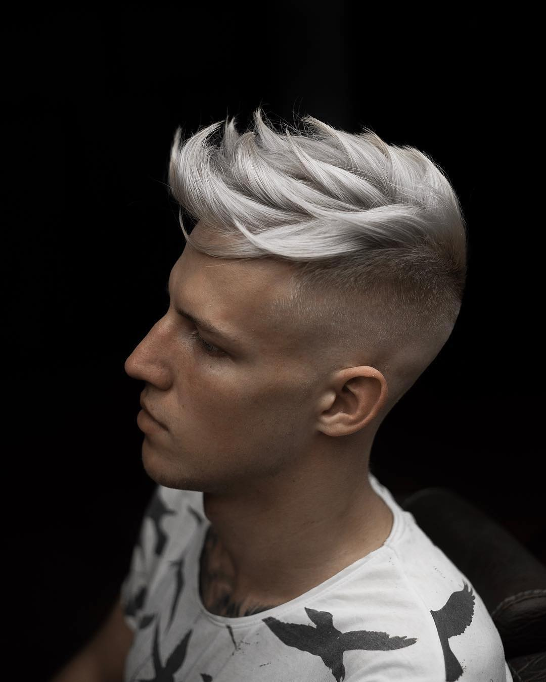d534a3ef211 Os cortes de cabelo masculino 2019 e as tendências de cabelo masculino 2019  citados no vídeo estão abaixo