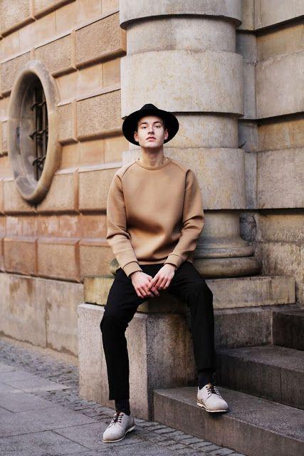 Como usar chapéu masculino
