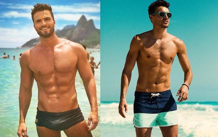 As sungas masculinas do Verão 2019