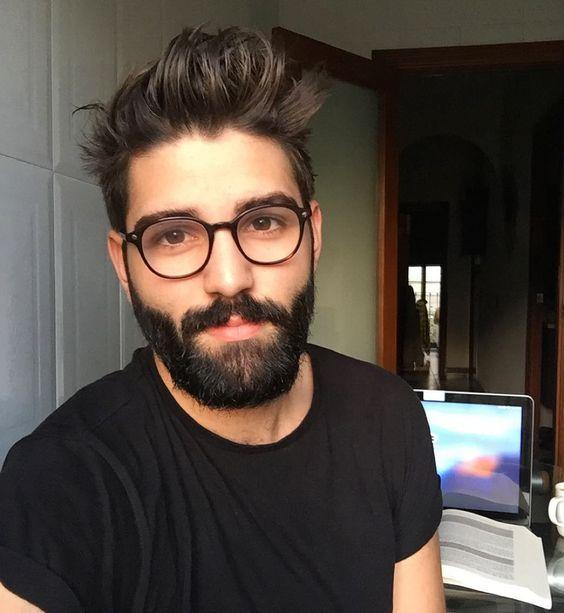 óculos De Grau Masculino 32 Modelos Para Se Inspirar Alex