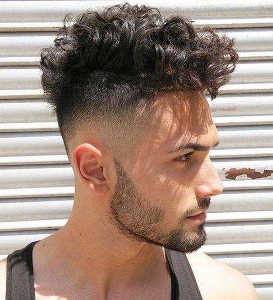 27 cortes de cabelo masculino enrolado
