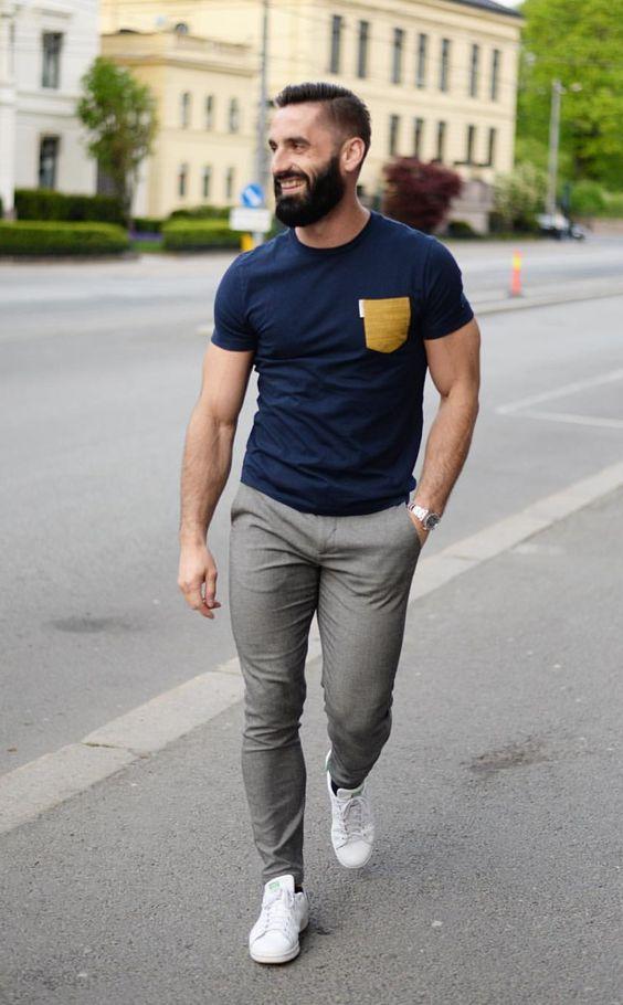 Para conferir mais dicas de moda para homens e também um conteúdo completo  sobre estilo de homem e tendências masculinas, é só seguir nosso canal de  moda ... 1ecdcf9ba6