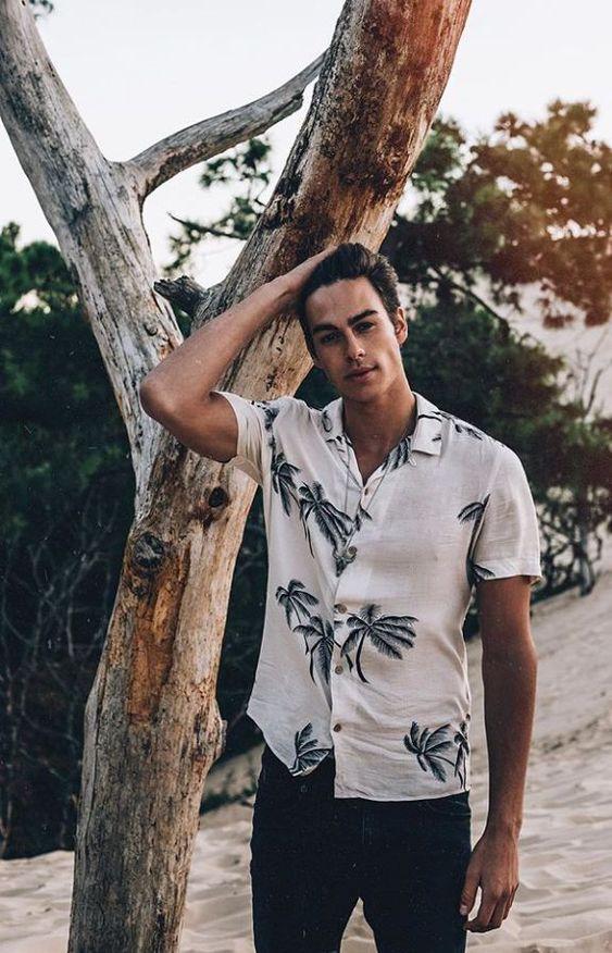 Dicas de looks masculinos Reveillon 2019