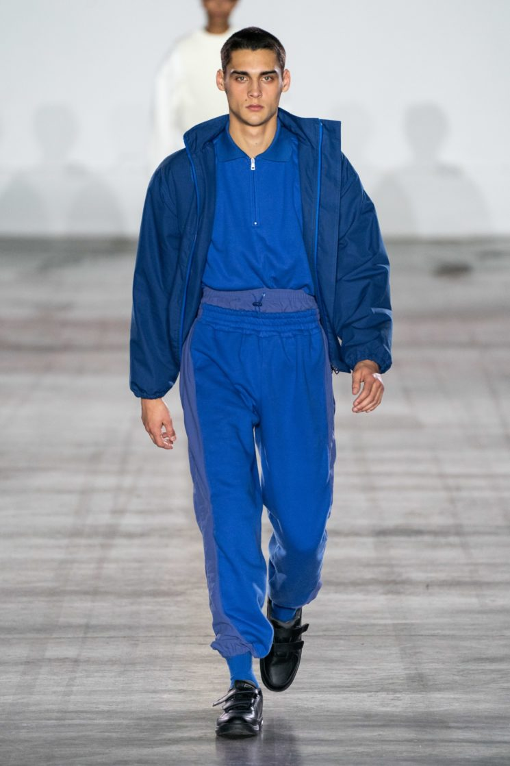 Londres: Fashion East Inverno 2019 masculino