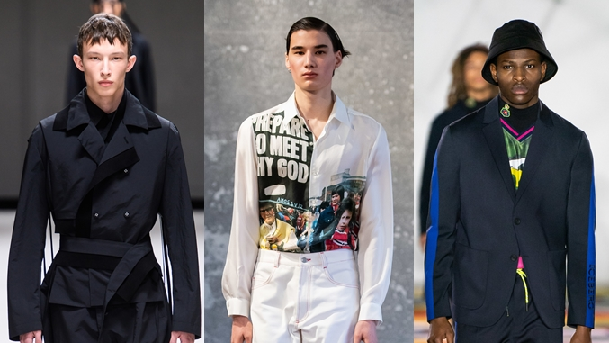 9 tendências masculinas inverno 2019 segundo Londres