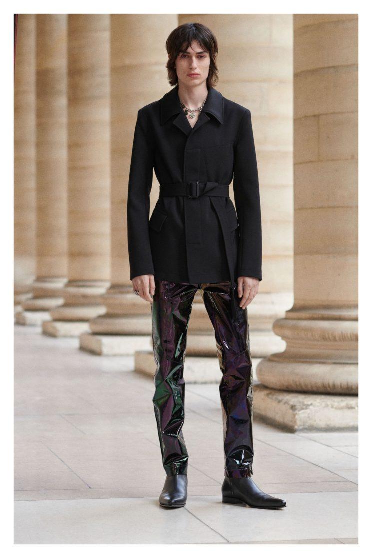 Paris: Givenchy Inverno 2019 masculino