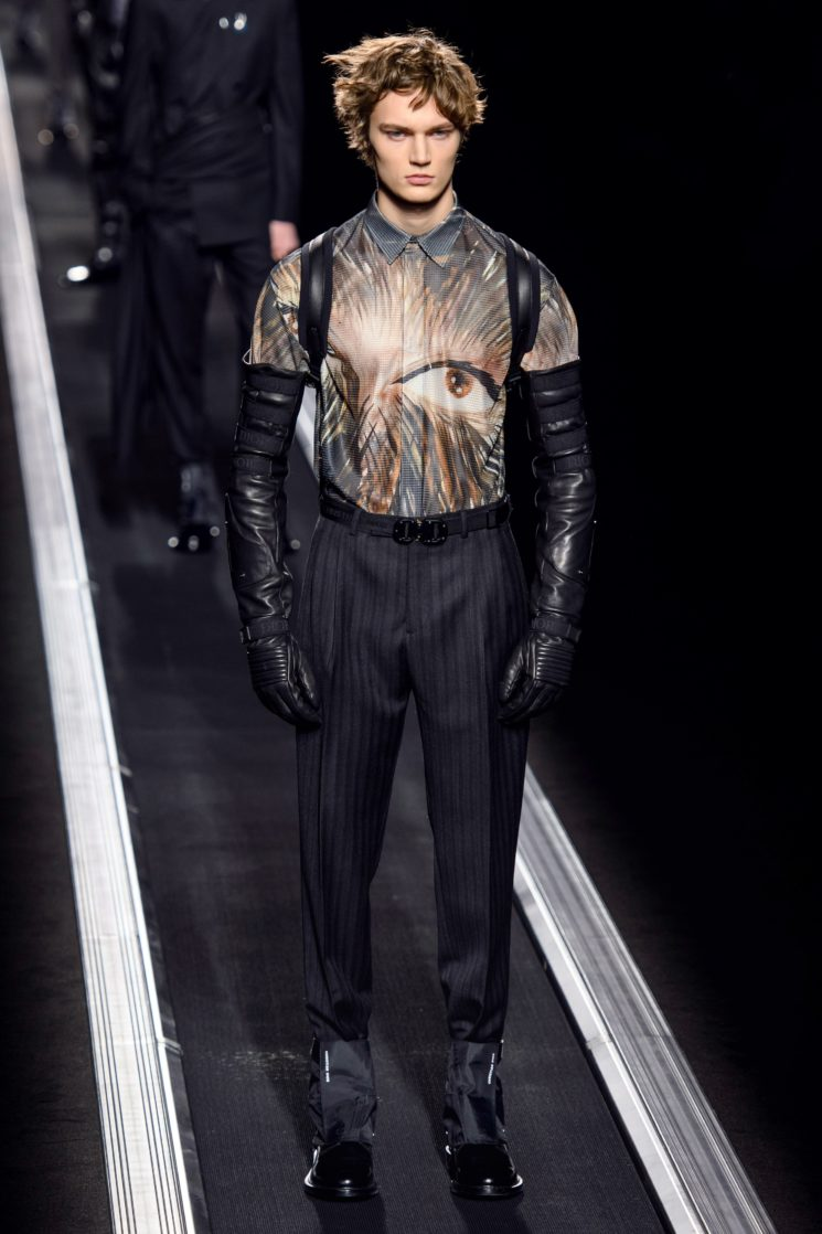 Paris: Dior Men Inverno 2019