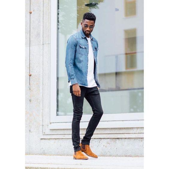 Para conferir mais dicas de moda para homens e também um conteúdo completo  sobre estilo de homem e tendências masculinas 2019, é só seguir nosso canal  de ... 965b791cf8