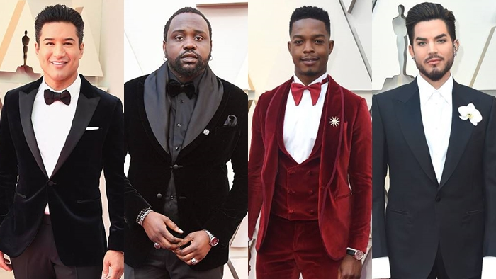 Os looks masculinos do Oscar 2019