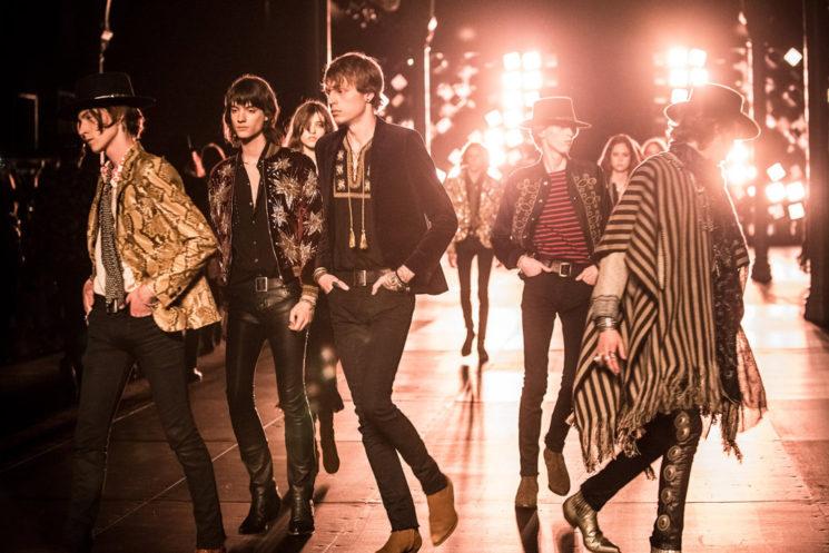 Saint Laurent apresnetará sua coleção masculina em Los Angeles