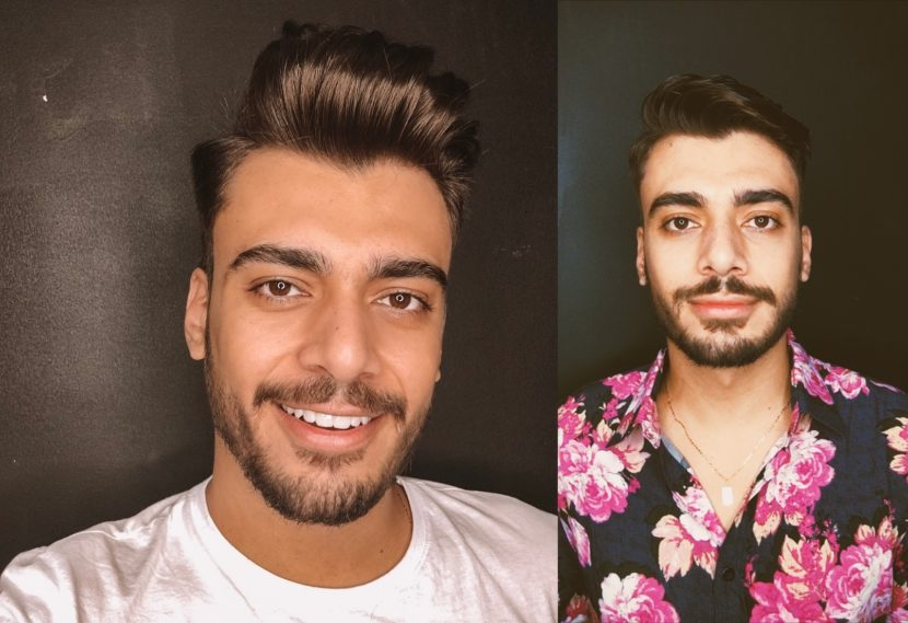 Como fazer corte social masculino 2019 com topete