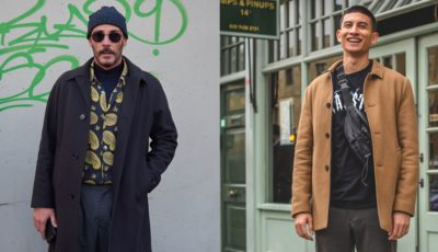 Street Style Inverno 2019 masculino #2