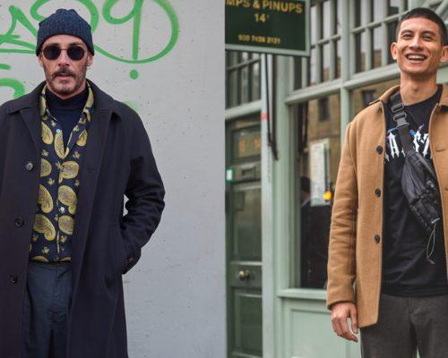 Street Style Inverno 2019 masculino #2