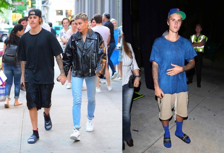 Tendência masculina: a moda de andar todo largadão