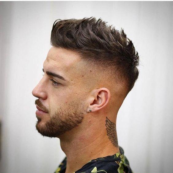 31 cortes de cabelo masculino liso 2019 - Moda Sem Censura